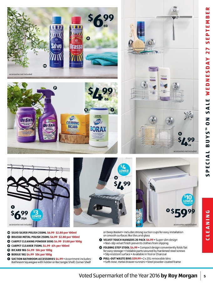Aldi special buys week 39 2017 page 5 for Aldi gardening tools 2015
