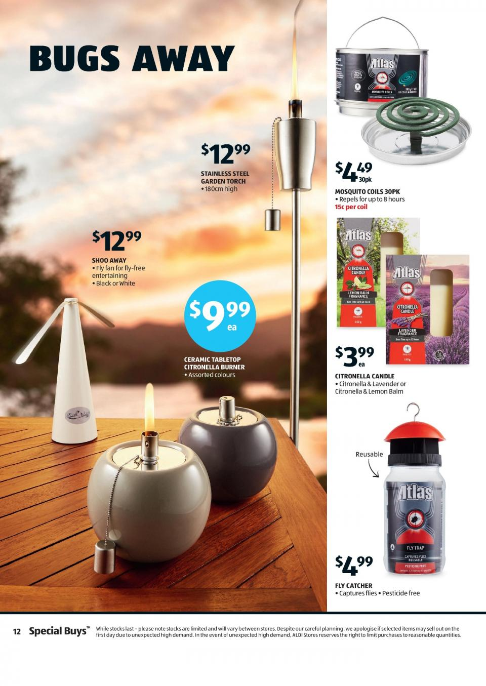 Aldi Special Buys Week 52 2018 Page 8