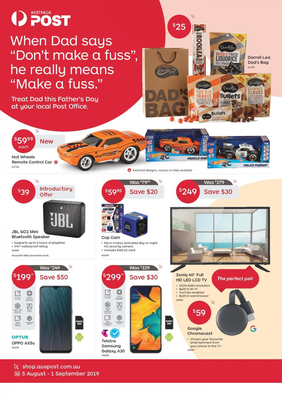 australia post catalogue 5 aug 1 sep 2019
