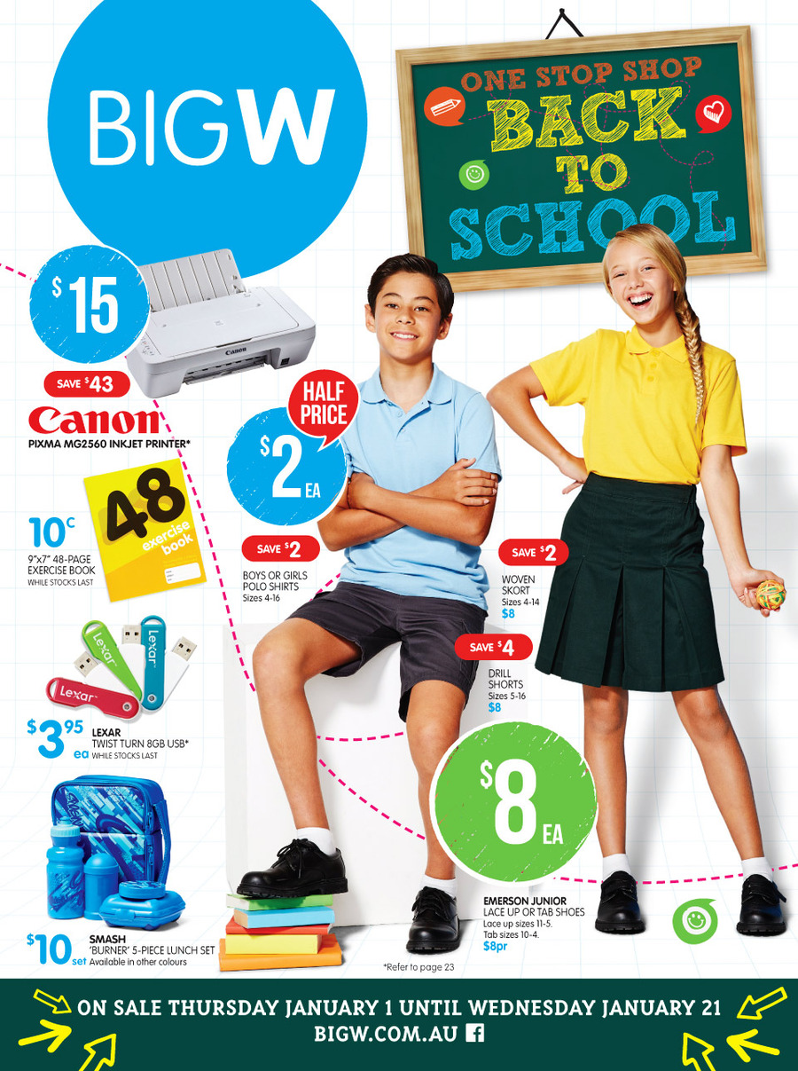 Back to School Sales & Trends for Check back in summer to get the newest back to school deals, brands and trends from DICK'S Sporting Goods. Cross off some of those essentials from their school supplies list, including backpacks, lunch boxes, accessories, tech and more.
