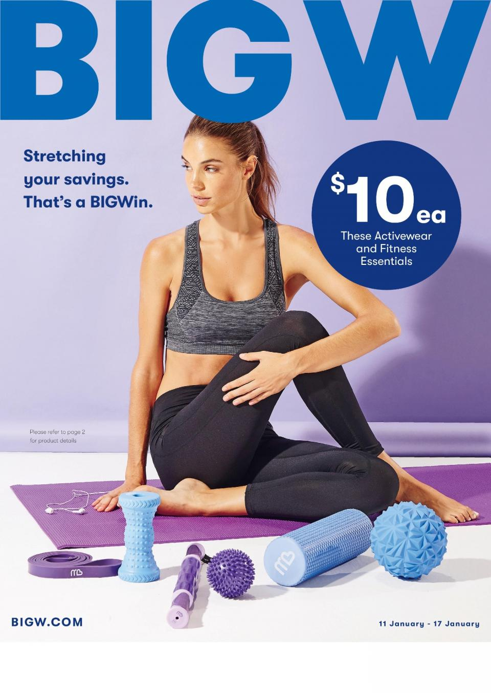 big w catalogue 11 january 2018