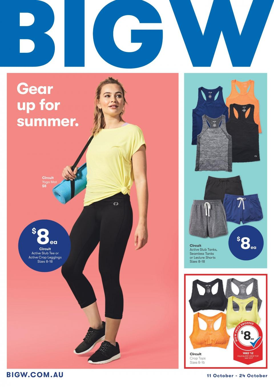 big w catalogue 11 oct 2018