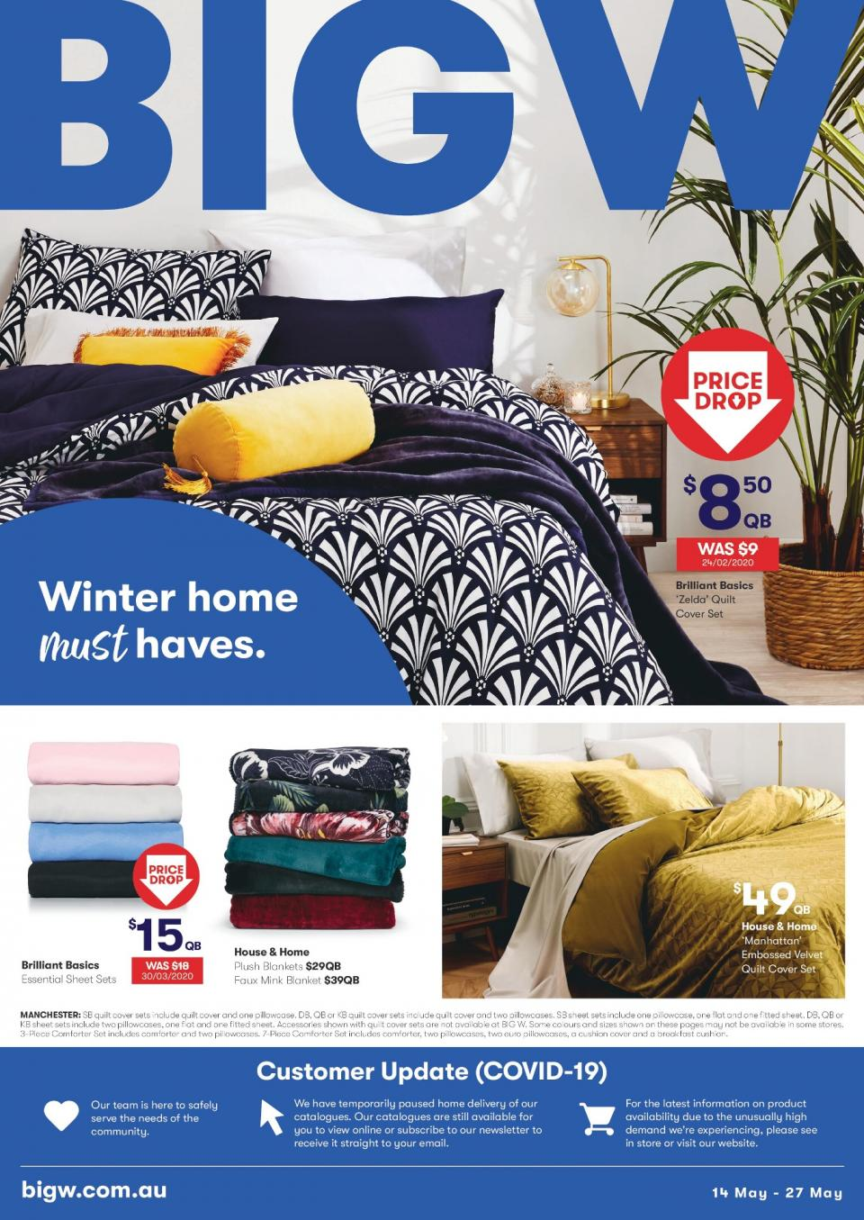 big w catalogue 14 27 may 2020
