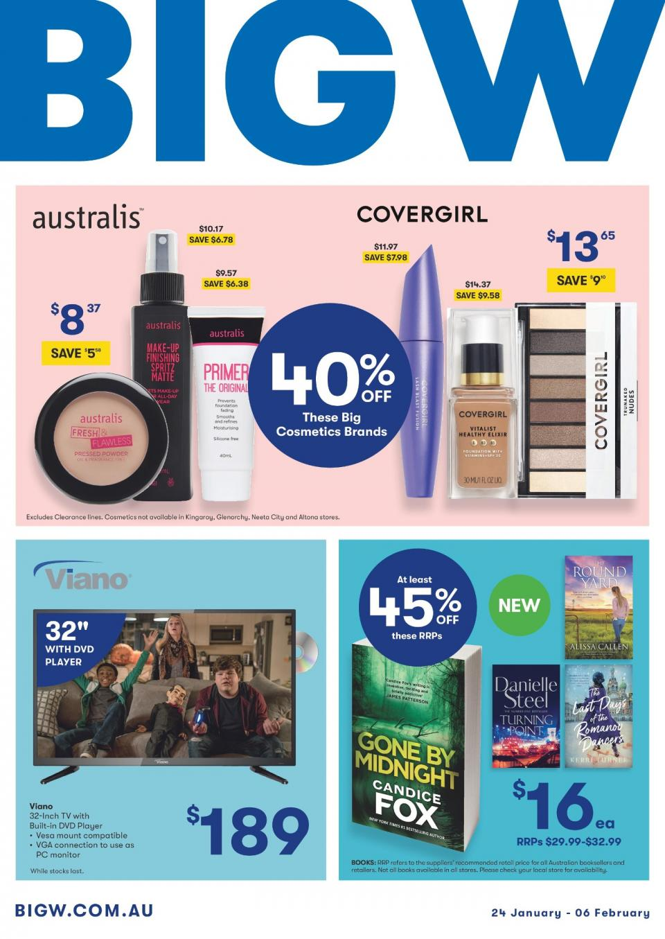 big w catalogue 24 jan 2019
