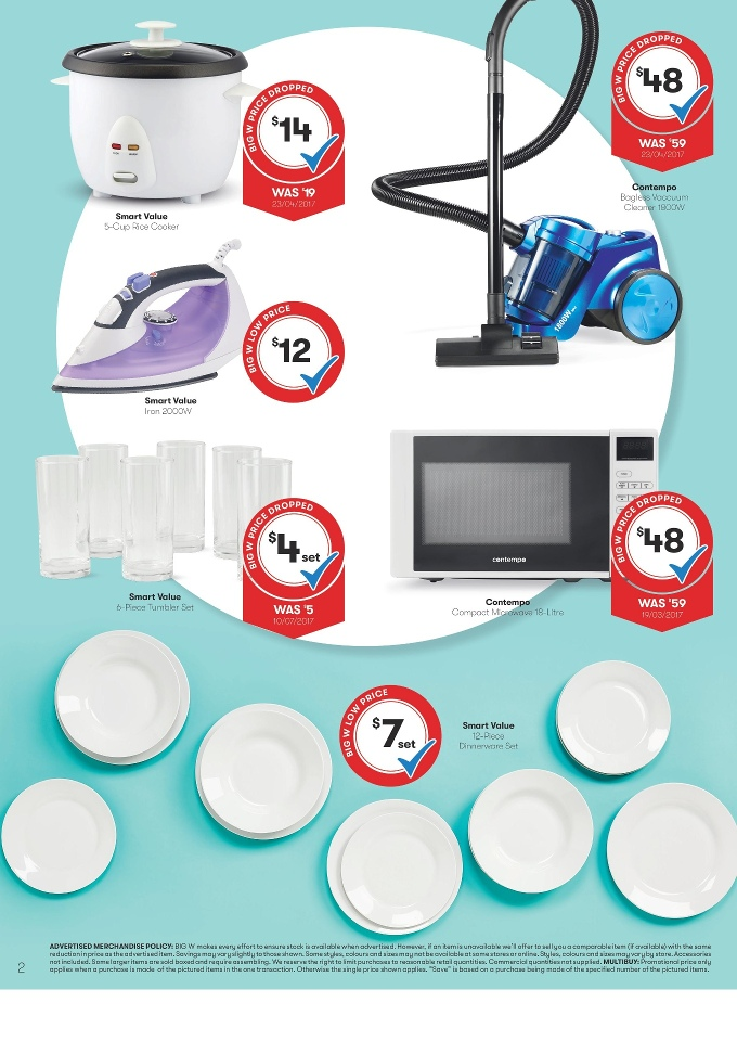 big w catalogue 27 july 2017