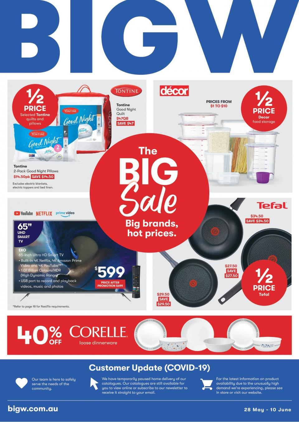 big w catalogue 28 may 10 jun 2020