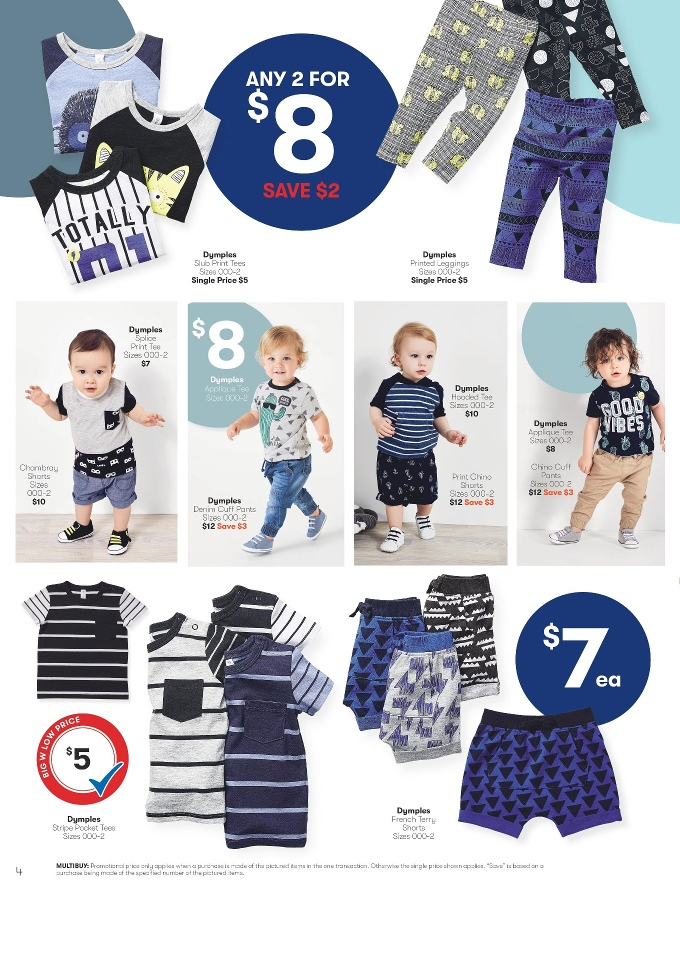 big w catalogue 3 august 2017