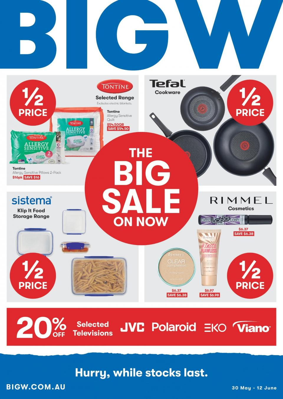 big w catalogue 30 may 12 jun 2019