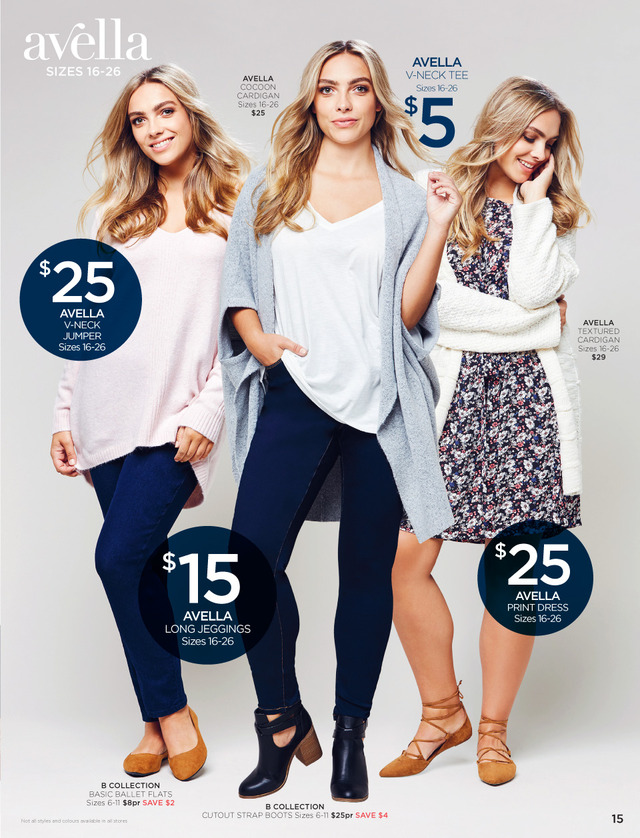big w catalogue 4 may 2017