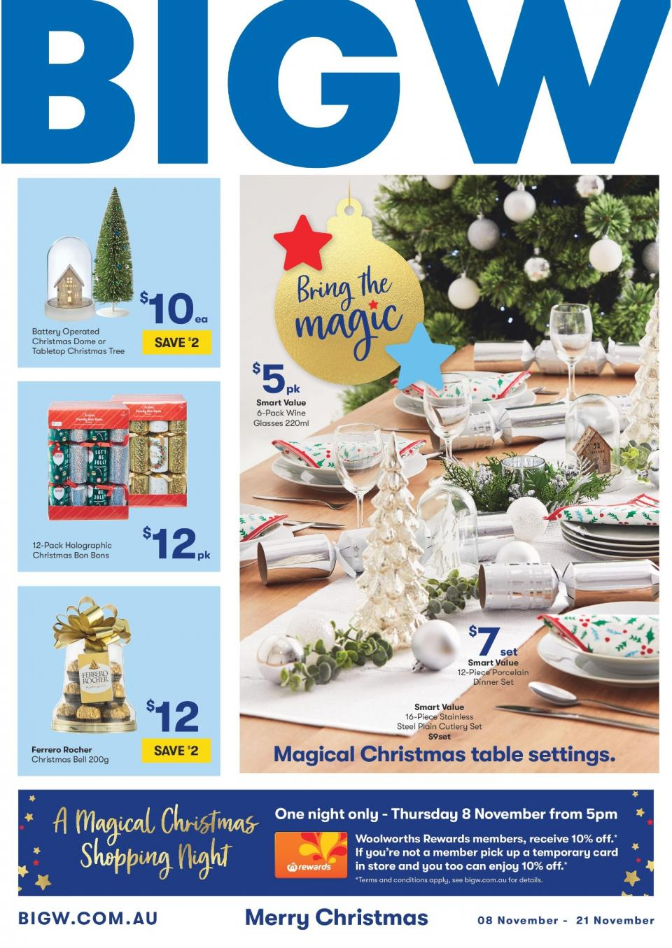 big w catalogue 8 nov 2018