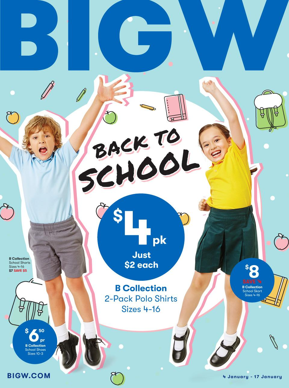 Aug 03,  · Big W School wear range from this catalogue can be considered to be the standard range that would match your need of the products for new semester. Footwear and back packs are also featured by the new catalogue of stores where you can find all /5(6).