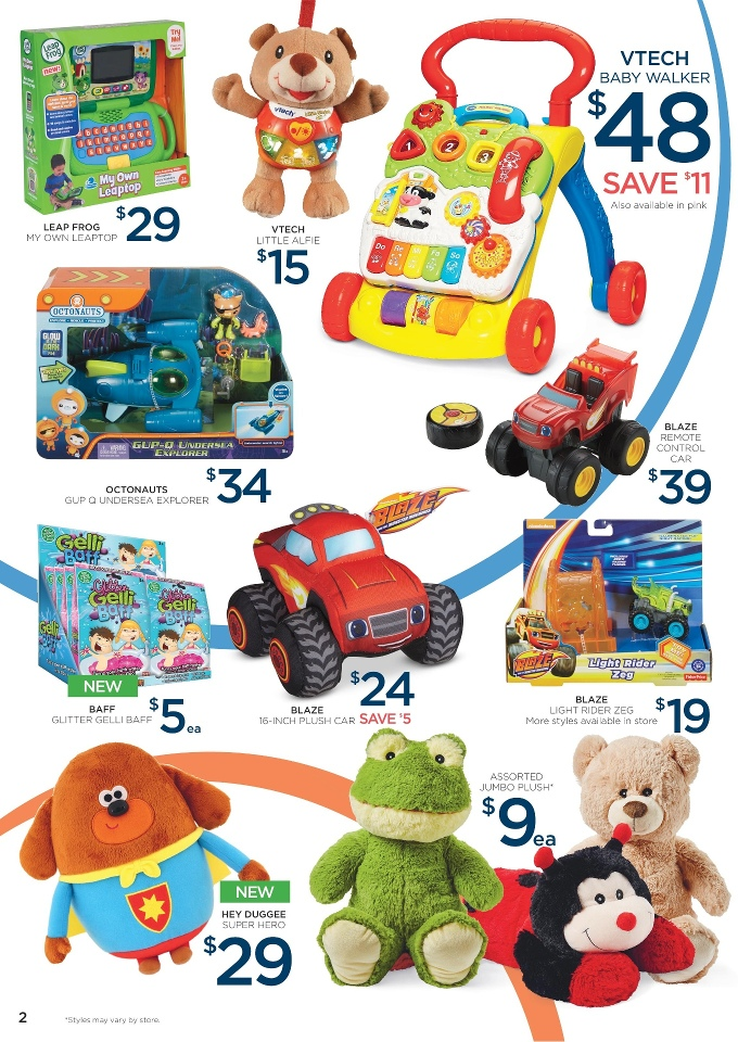 big w catalogue holiday toys 5 april 2017