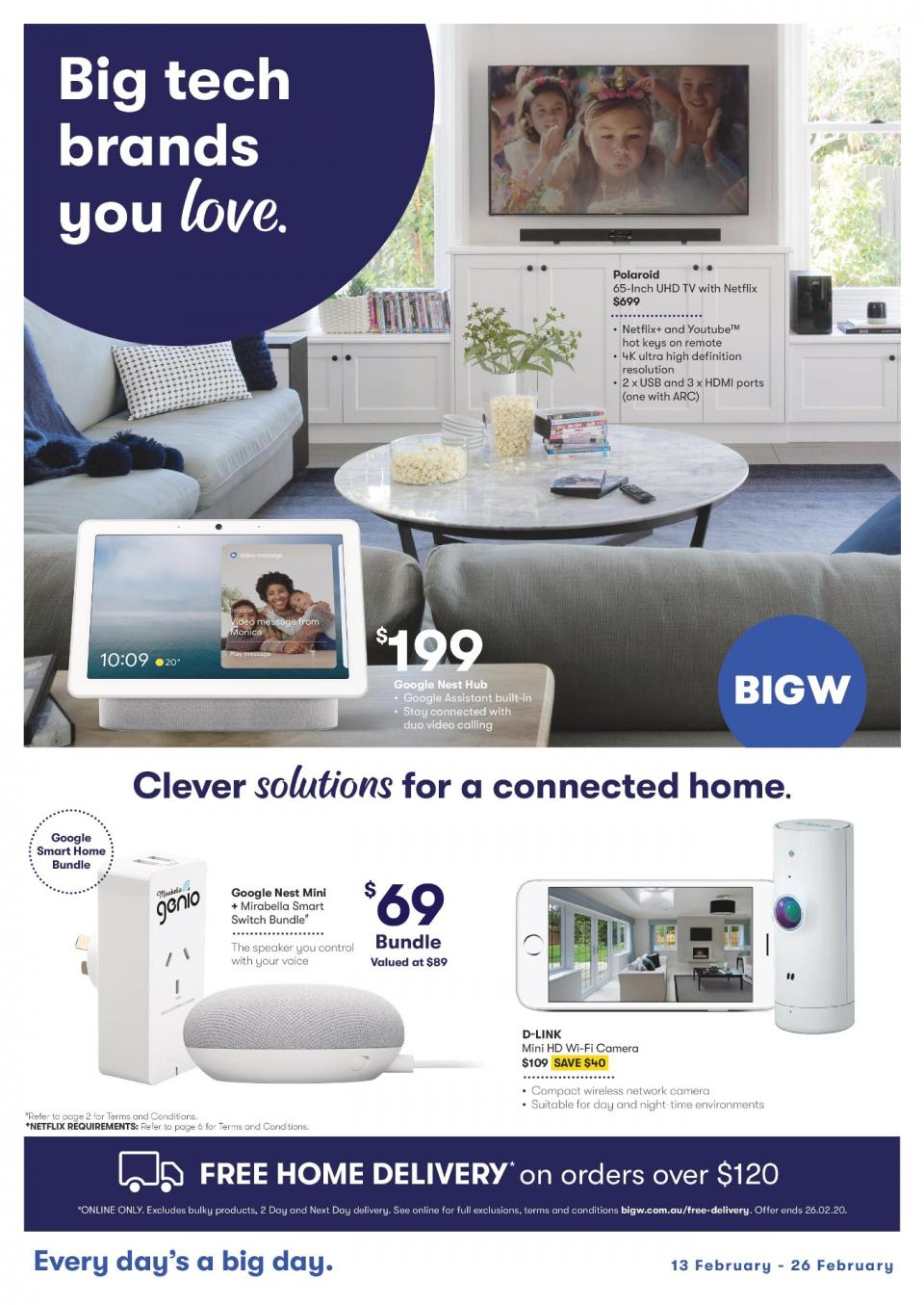 big w catalogue home 13 26 feb 2020