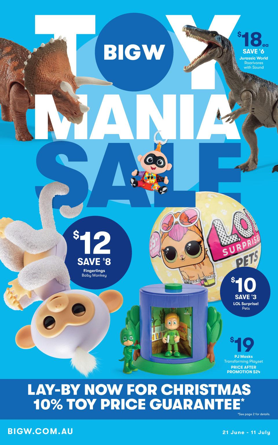 big w catalogue toy sale 21 june 2018