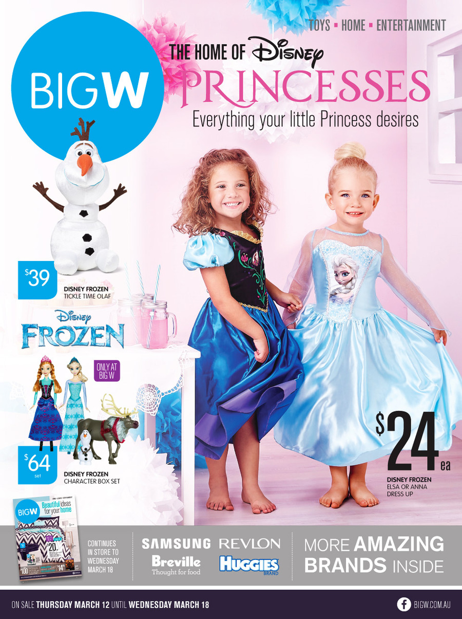 Big W Catalogue Toys And Entertainment March 2015