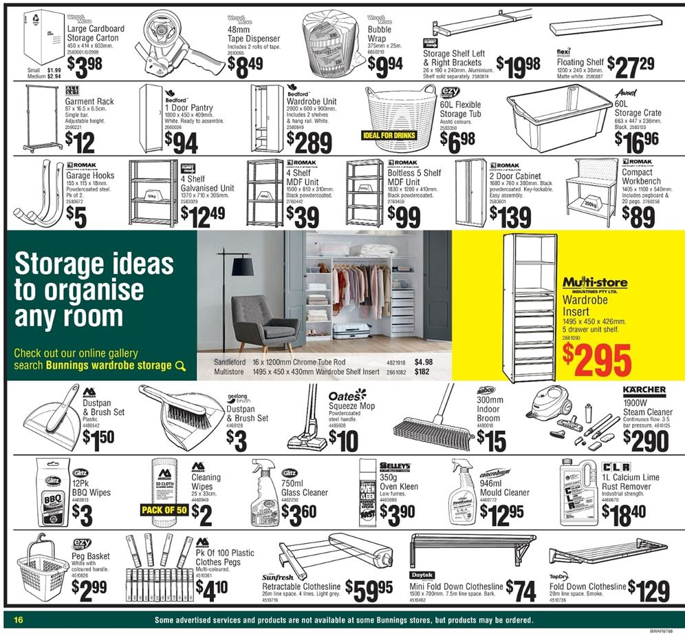 bunnings catalogue january 2017