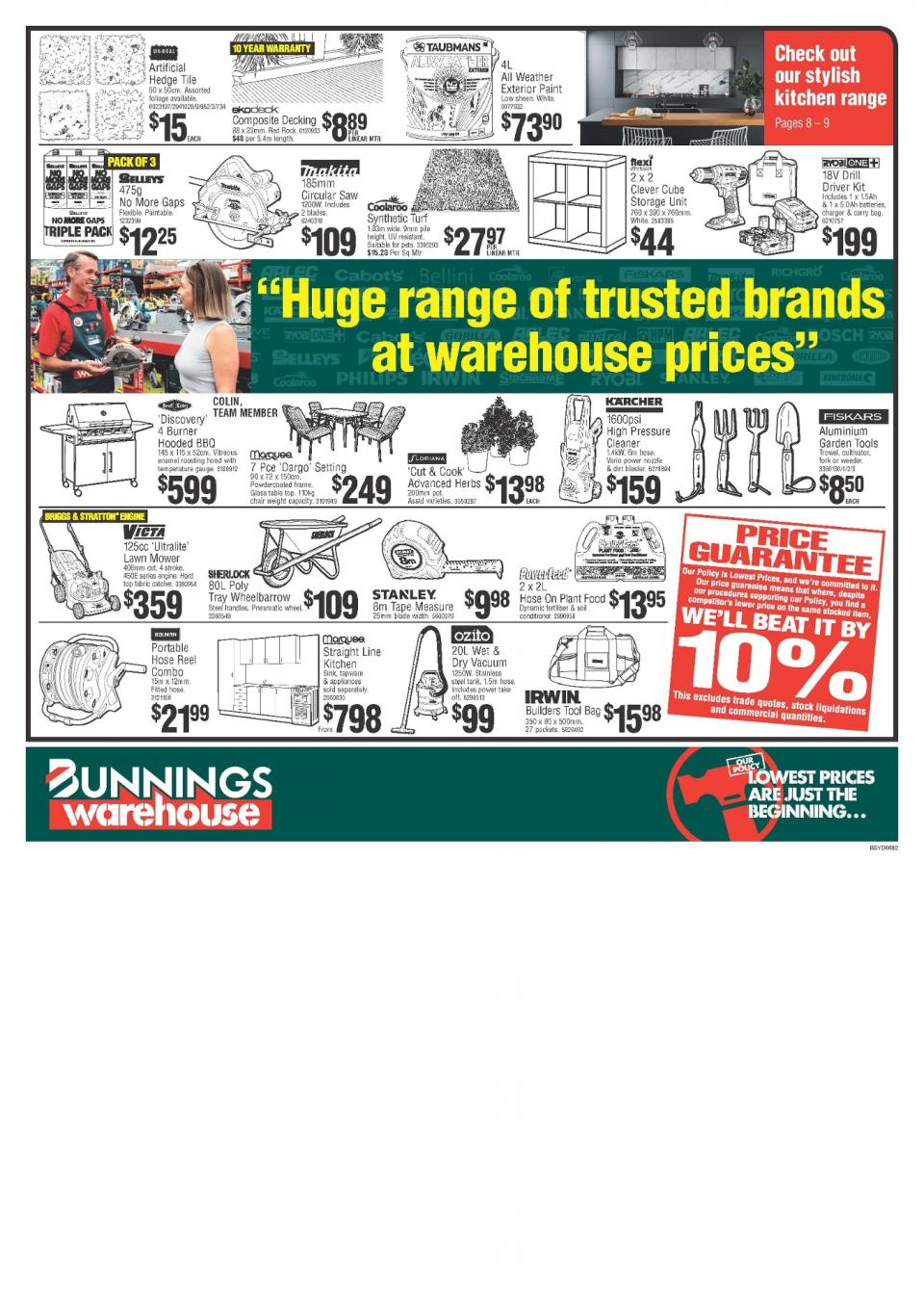 bunnings catalogue march 2019