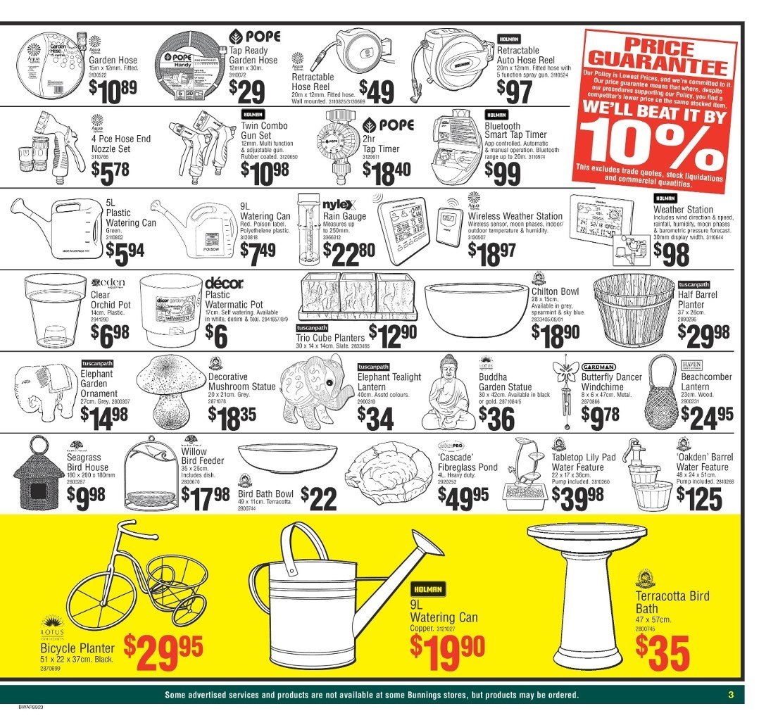 bunnings catalogue mothers day 2017