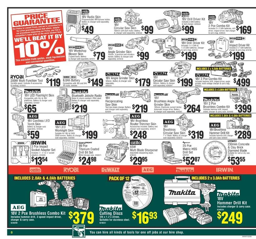 bunnings catalogue october 2017