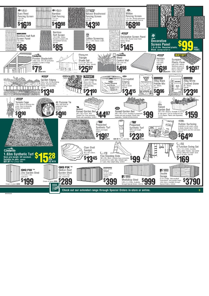 bunnings catalogue september 2016