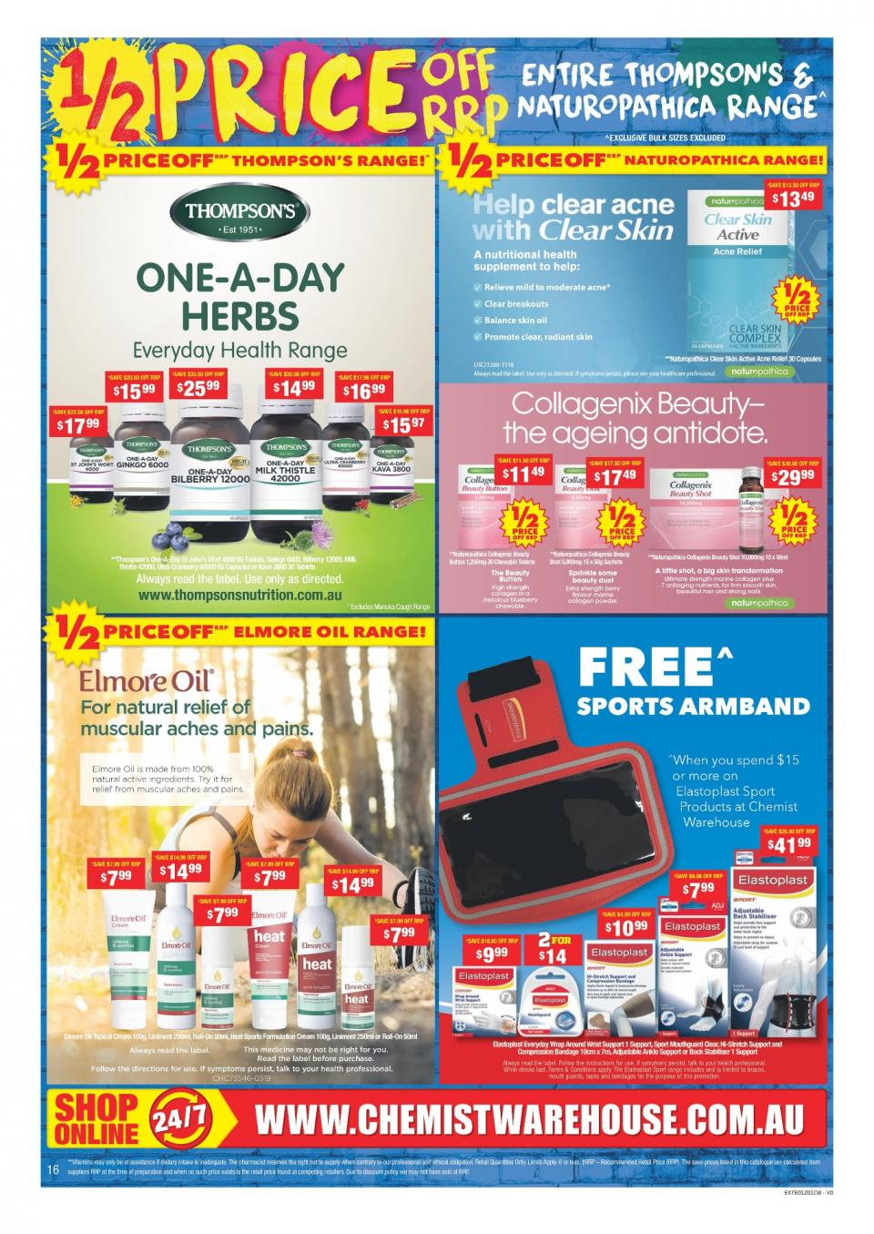 chemist warehouse catalogue 13 23 may 2019