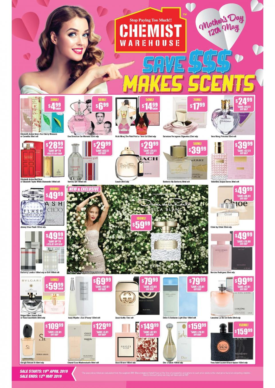 chemist warehouse catalogue 19 apr 12 may 2019