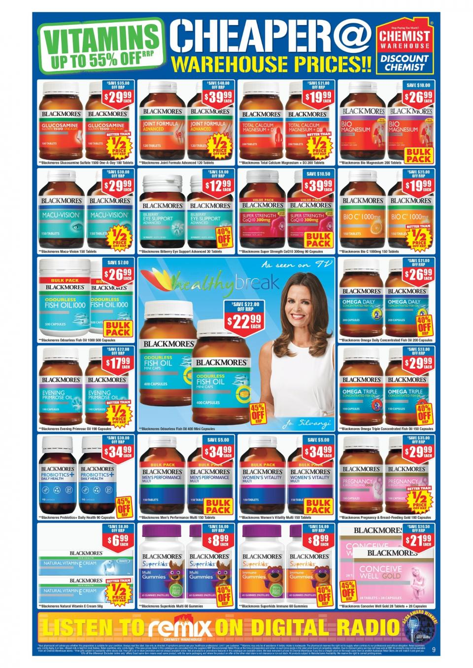 chemist warehouse catalogue 22 feb 7 mar 2019