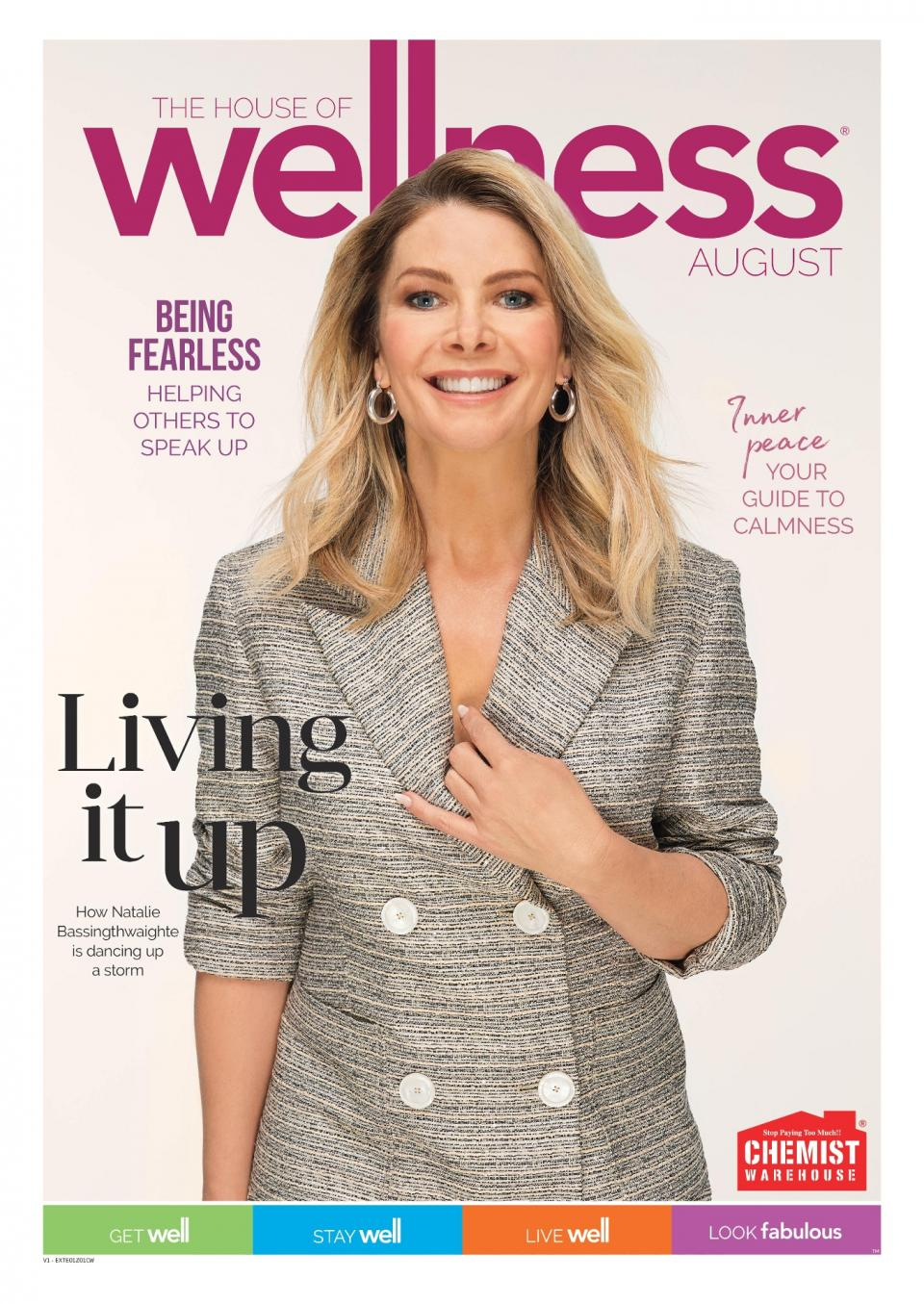 chemist warehouse wellness august 2019