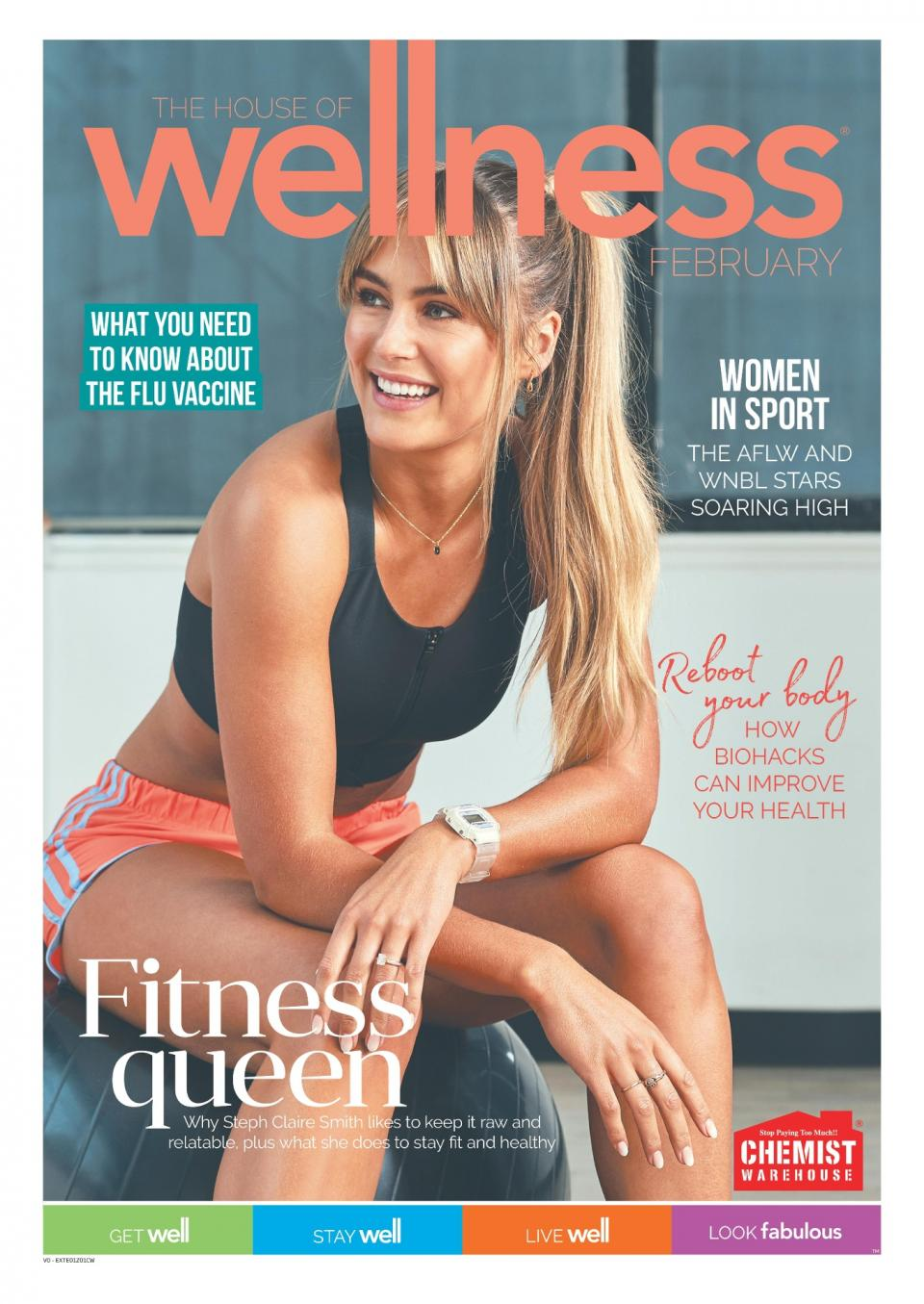 chemist warehouse wellness catalogue feb 2020