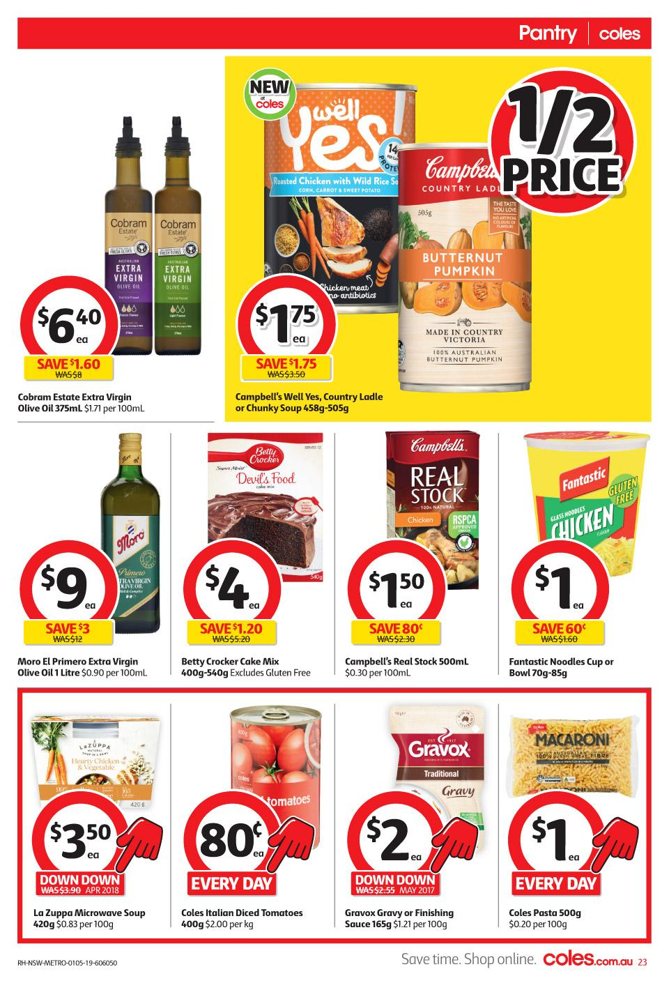 coles catalogue 1 7 may 2019