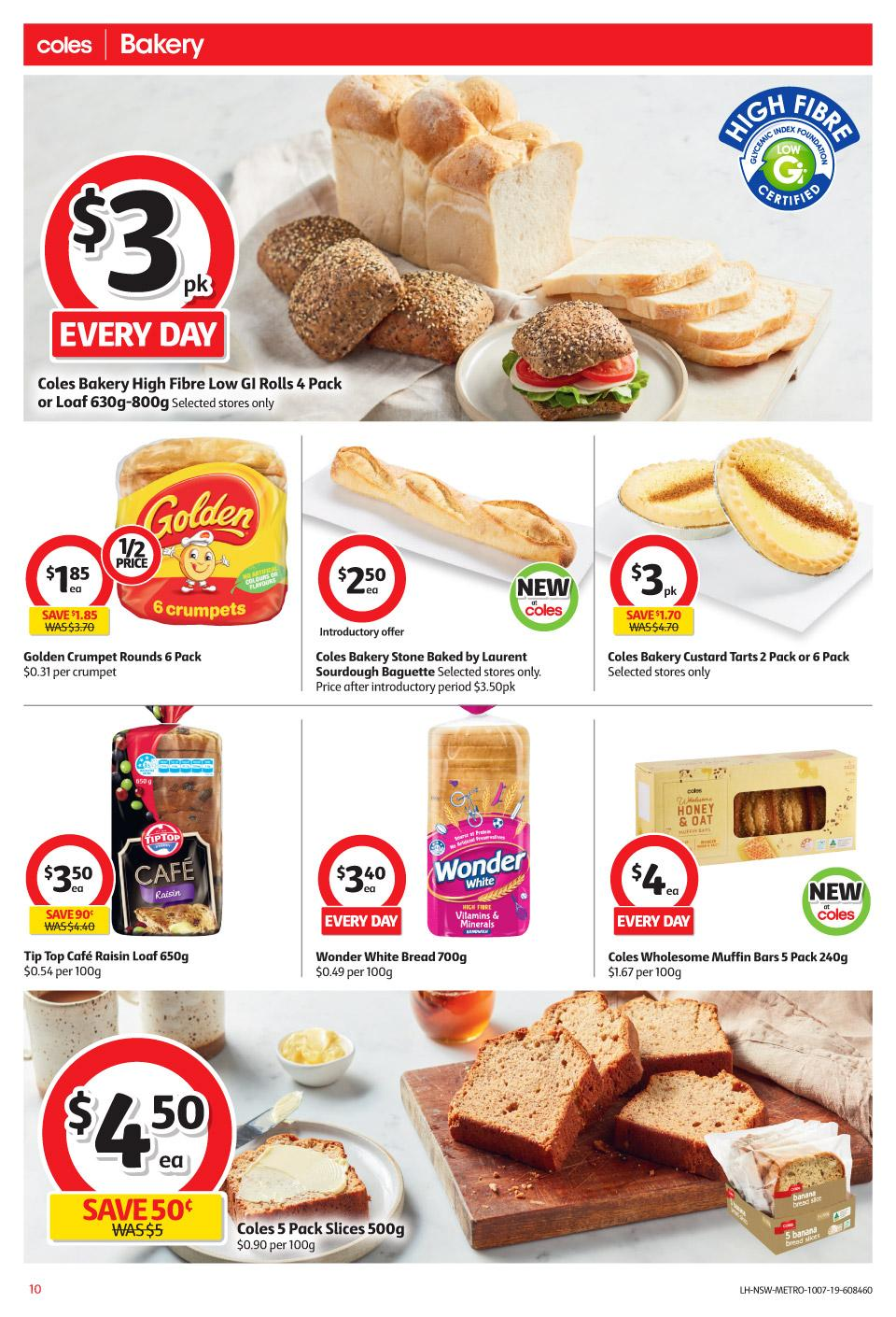 coles catalogue 10 16 jul 2019