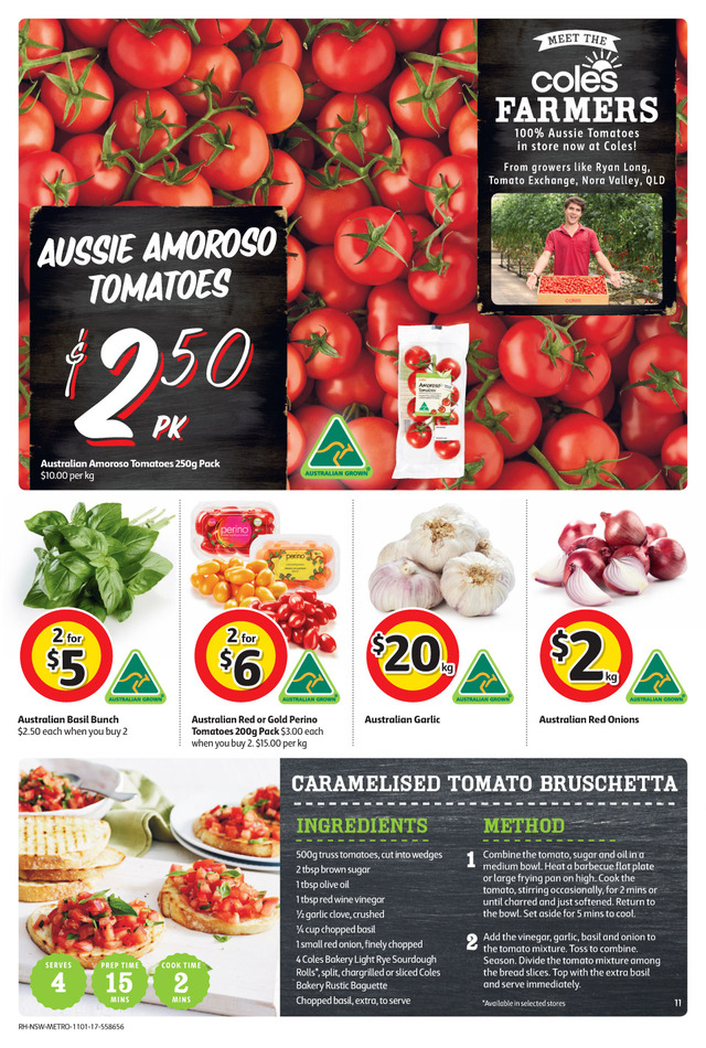 coles catalogue 11 january 2017