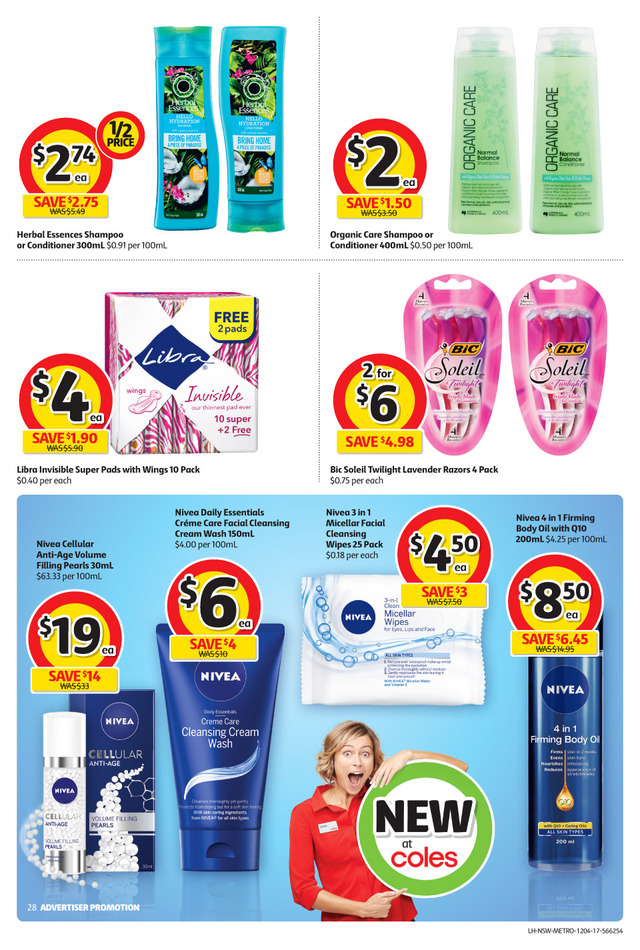 coles catalogue 12 april 2017