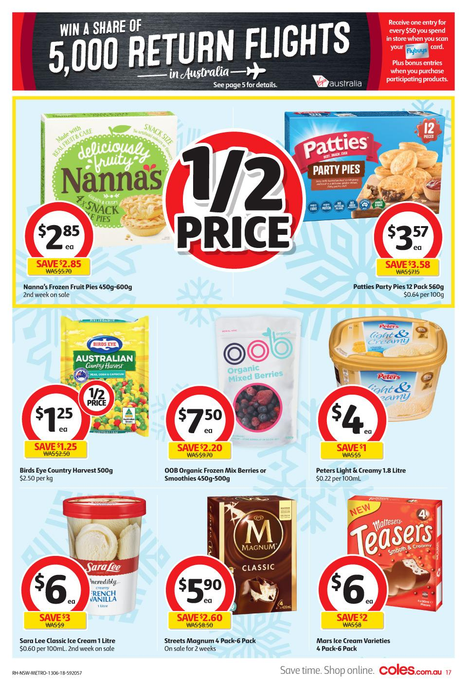 coles catalogue 13 jun 2018