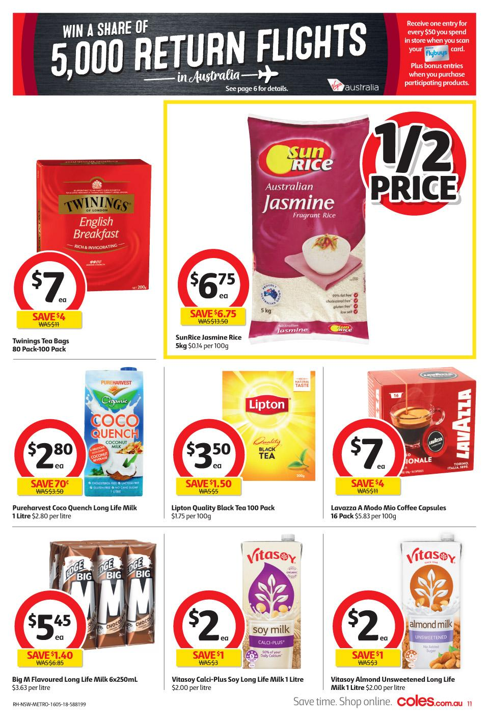 coles catalogue 16 may 2018