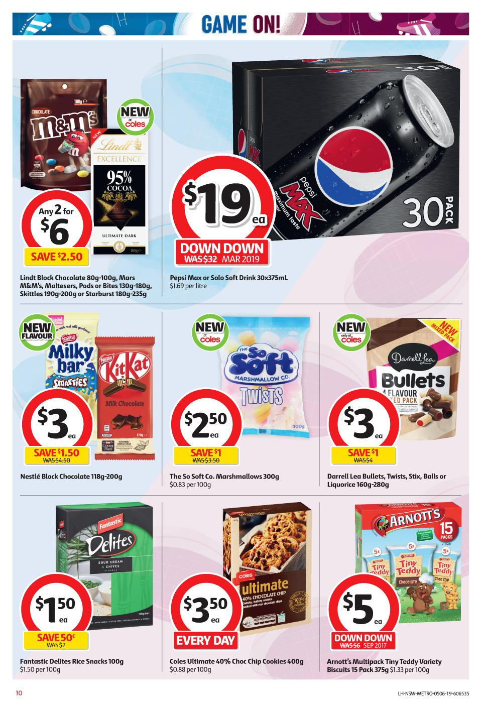 Officeworks Catalogue Eofything Jun 2019 Page 10 - Www imagez co