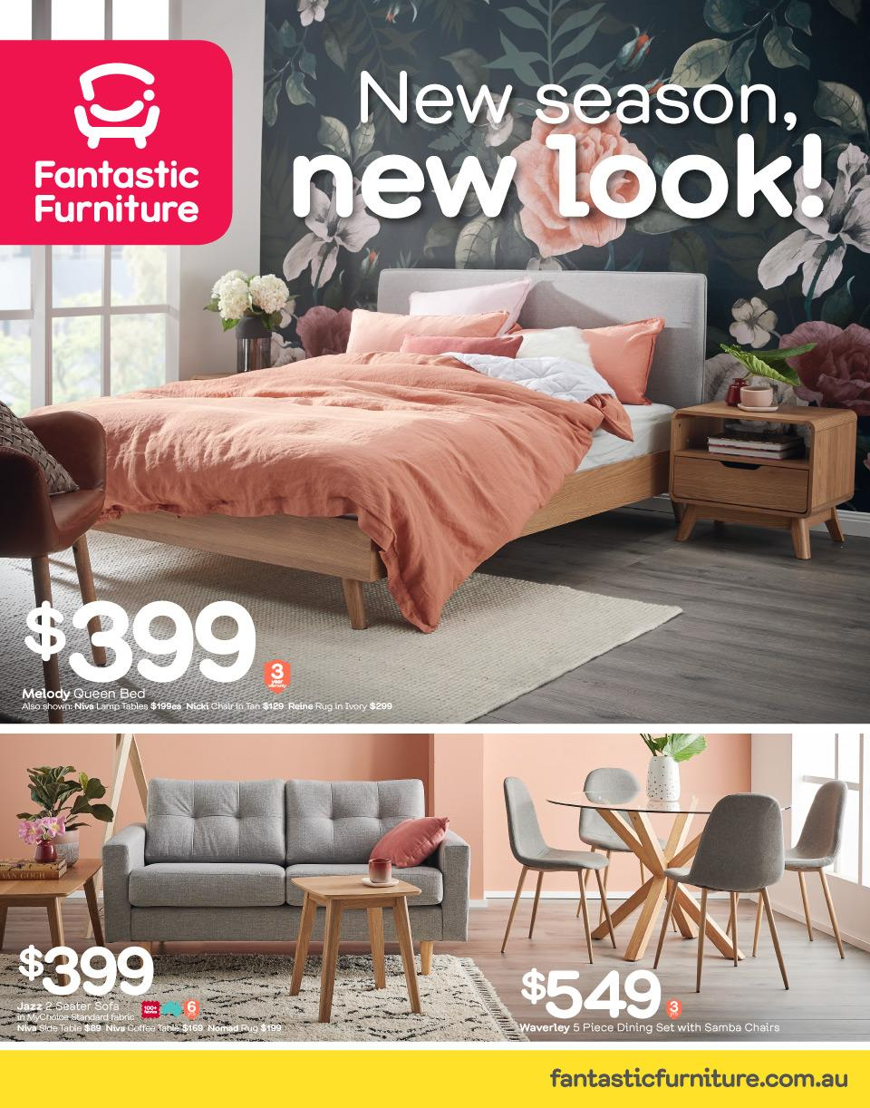 Fantastic Furniture Catalogue 25 Feb 31 Mar 2019