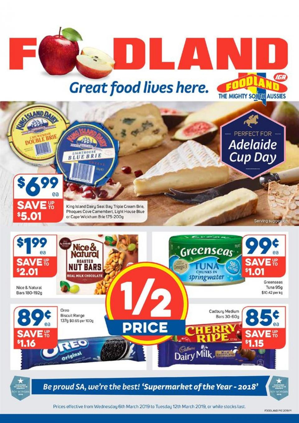 foodland catalogue 6 12 mar 2019