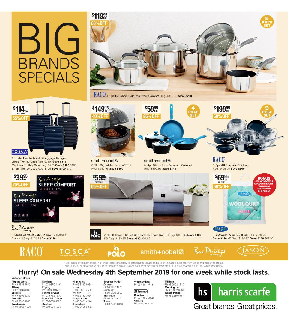 harris scarfe catalogue 4 15 sep 2019