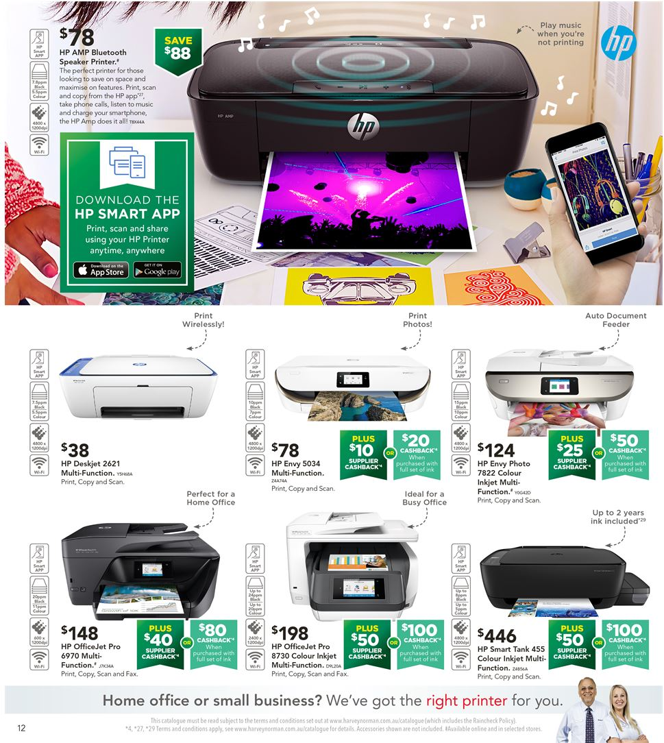 harvey norman back to school jan 2019