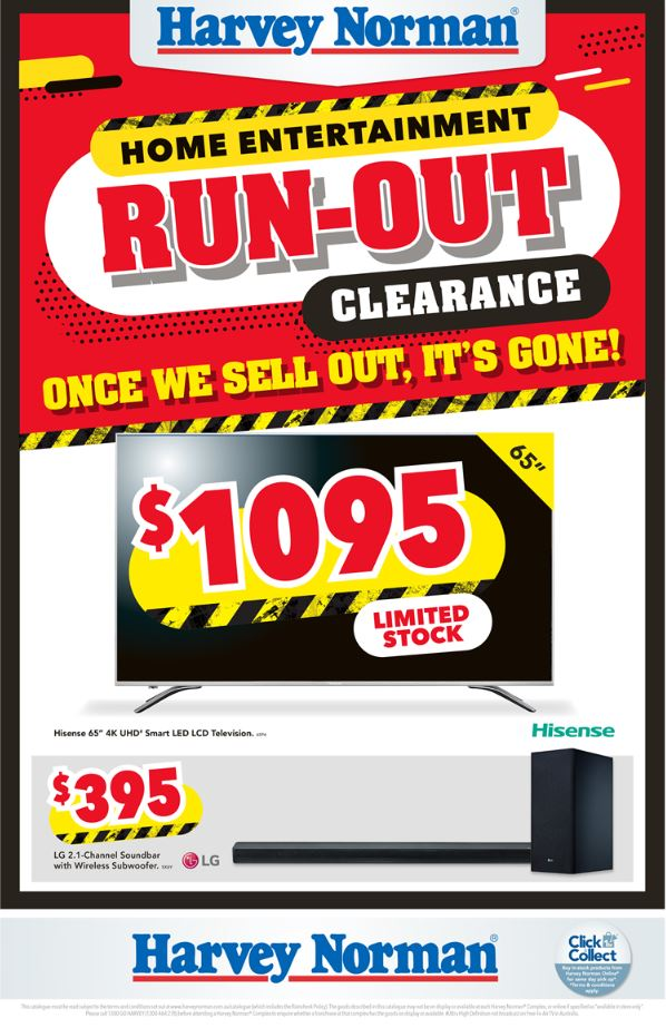 harvey norman catalogue 2 apr 2019