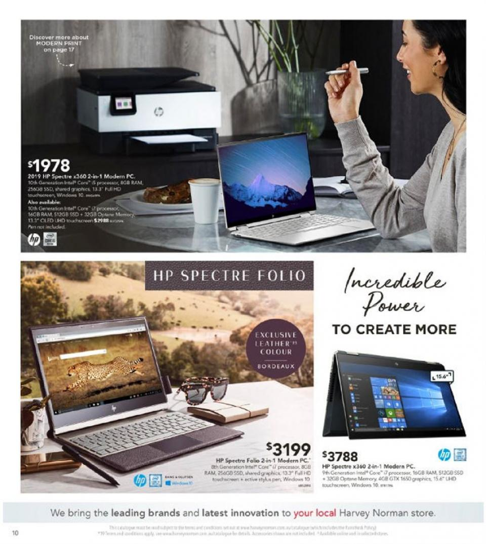 Harvey Norman Catalogue Back To School Jan 2020 (Page 10