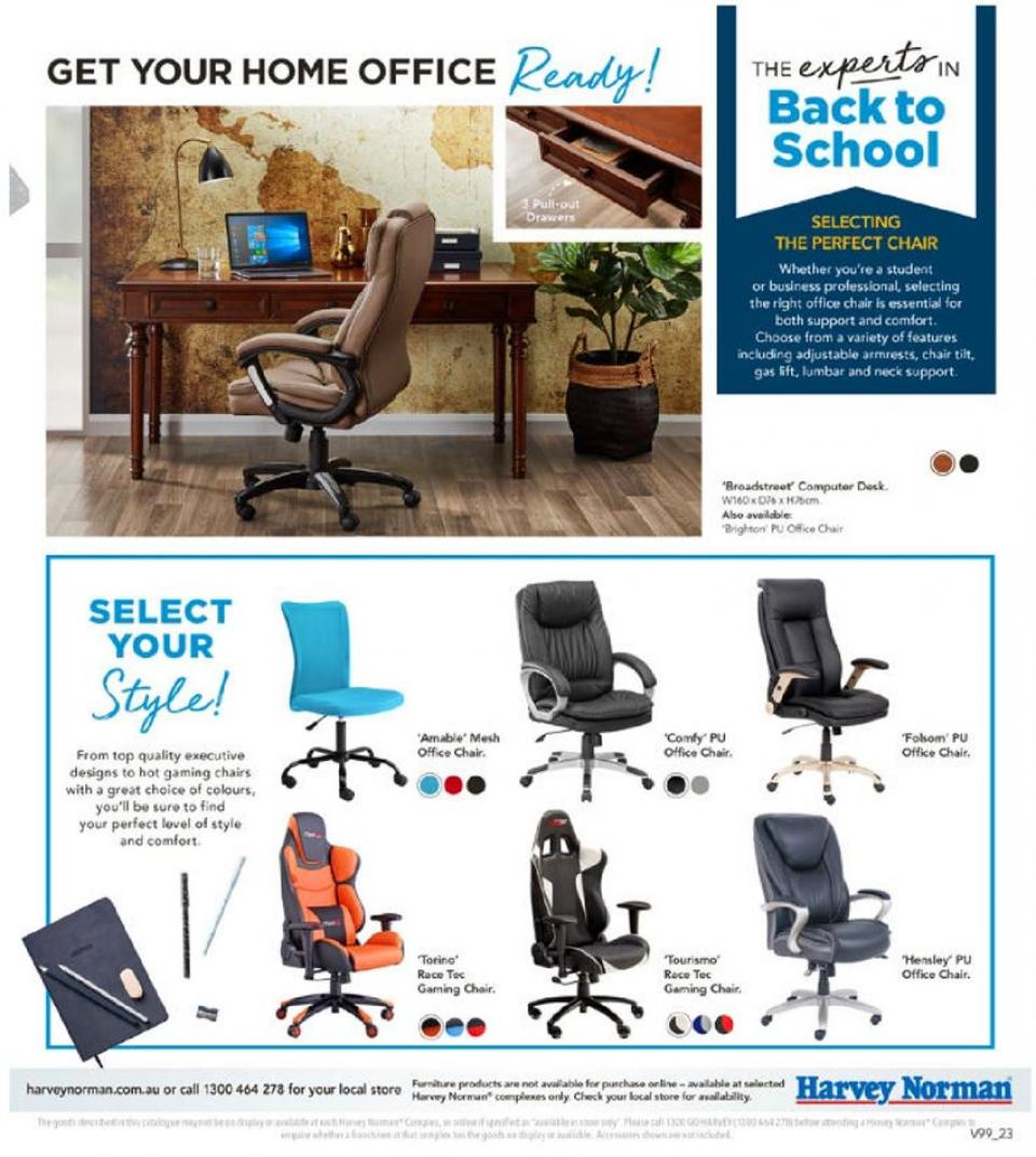 Harvey Norman Catalogue Back To School Jan 2020 (Page 23