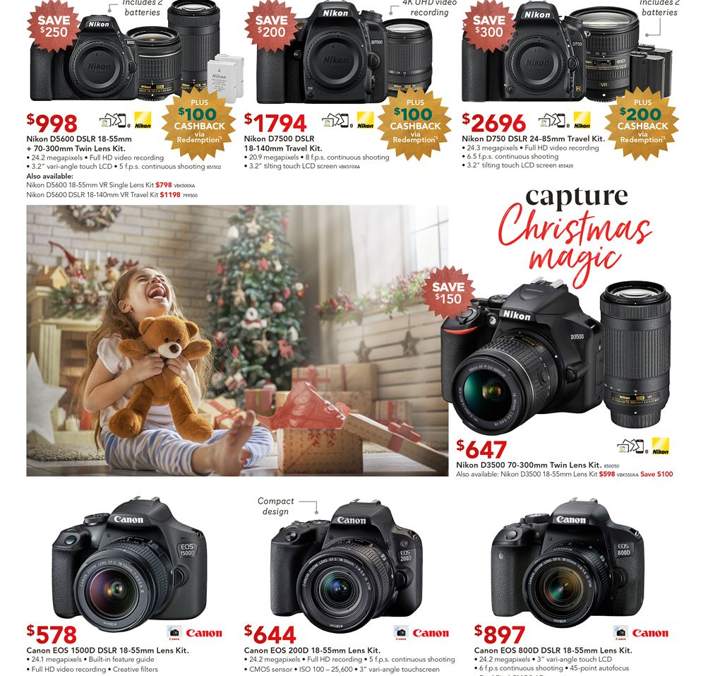 harvey norman catalogue christmas 7 dec 2018