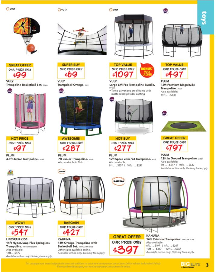 harvey norman catalogue christmas gifts october 2017