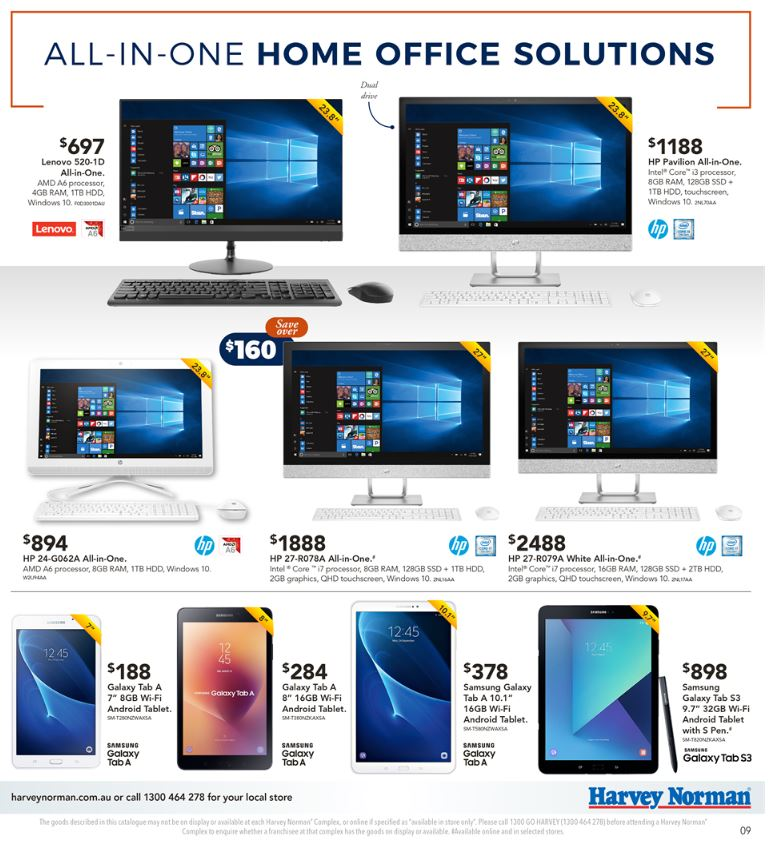 harvey norman catalogue july 13 2018