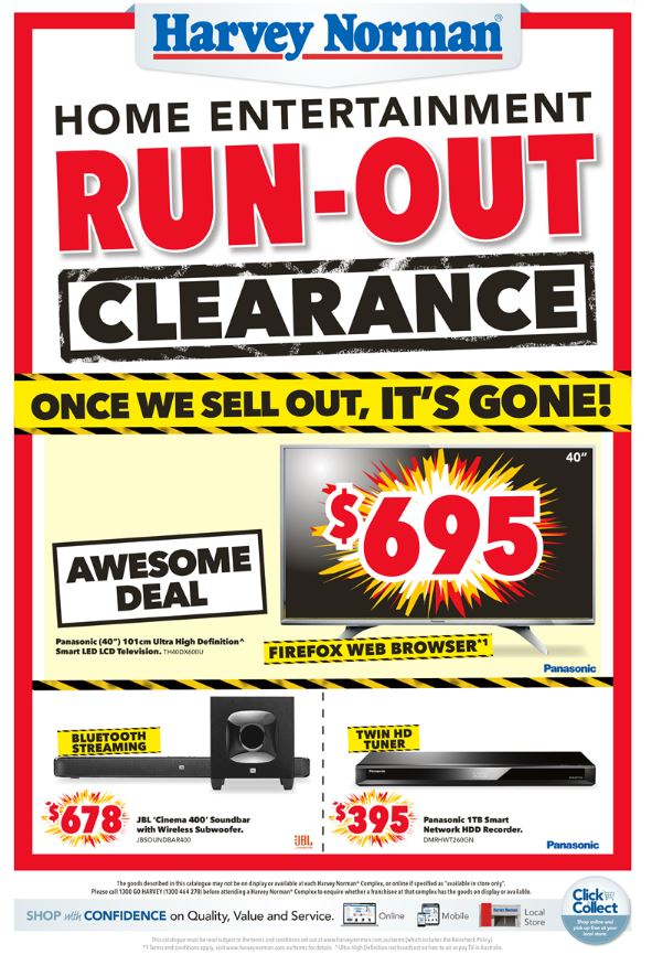 harvey norman catalogue march 3 2017