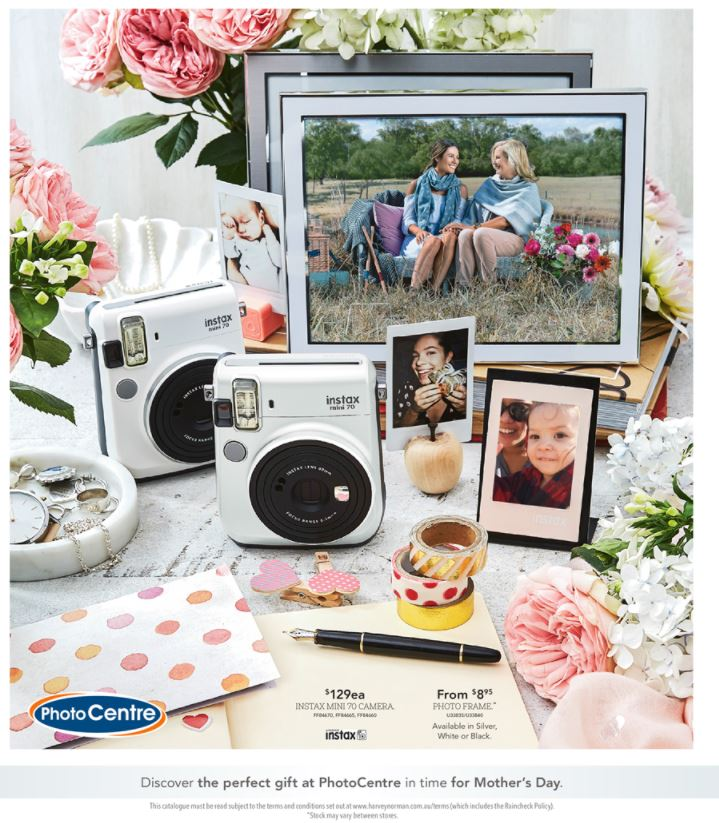 harvey norman catalogue mothers day 2017