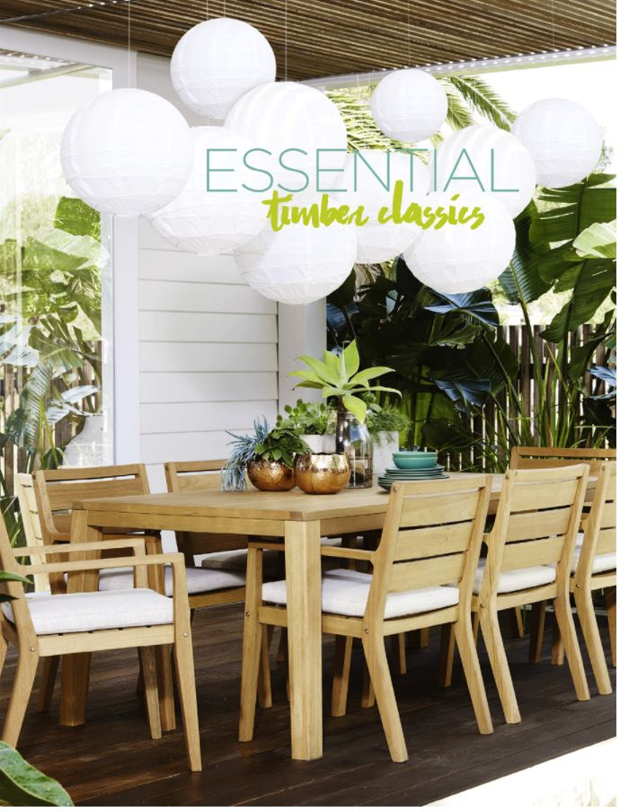 Harvey norman catalogue outdoor furniture summer 2017 page 9 for Outdoor furniture harvey norman