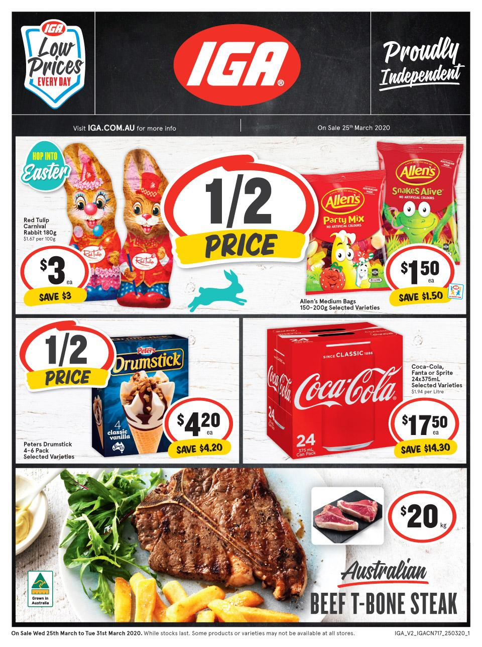 iga catalogue 25 31 mar 2020